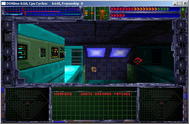 DOSBox, an x86 emulator with DOS