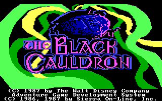 GAME Black Cauldron Title.png