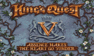GAME Kings Quest 5 Title.png