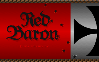 GAME Red Baron Title.png
